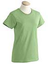 AA and NA TShirts - Women's Pistachio