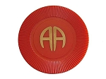 AA Red Plastic Token