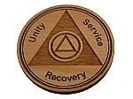 Welcome Chip Recovery Medallion