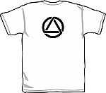 Recovery T-Shirt | Circle & Triangle