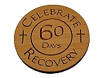 Celebrate Recovery 2 Month Chip