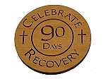 Celebrate Recovery 3 Month Chip