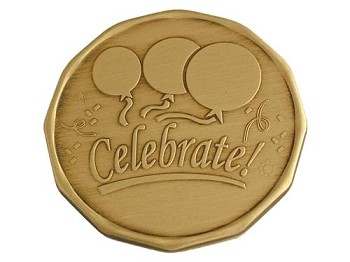 Celebrate Recovery/Affirmation Medallion