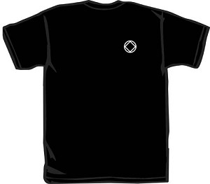 Circle and Diamond T-Shirt