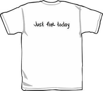 Recovery T-Shirt | Just For Today