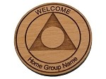 Al-Anon Group Welcome Medallions