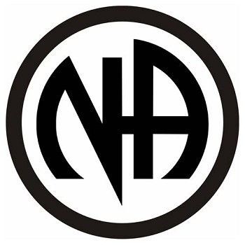 Na Narcotics Anonymous Classic Logo Vinyl Decal Sticker