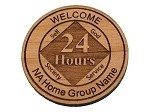 Personalized 24 Hour NA Welcome Chip