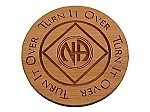 """Turn It Over"" Medallion"