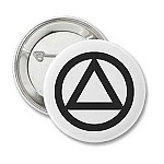 Circle and Triangle - Recovery Button