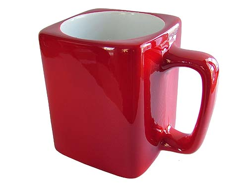 Red Recovery Mug