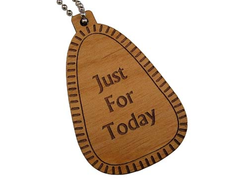 Na Narcotics Anonymous Inspired Wooden Key Fobs Welcome