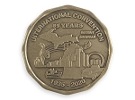 2020 AA International Convention Bronze Medallion