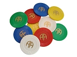 Plastic Chips AA Group Pack