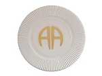 AA White Chip - Plastic Token