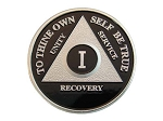 Paint on Demand Silver Plated AA Token