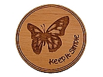 Wooden Keep It Simple Medallion