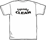 Recovery T-Shirt | Squeaky Clean