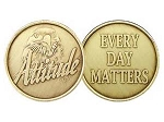 Every Day Eagle Medallion