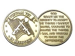 Vietnam Vet in Recovery Medallion