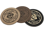 NA Leatherette Recovery Coasters