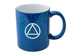 AA Circle & Triangle Coffee Cup