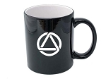AA Circle & Triangle Coffee Mug