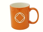 NA Circle & Diamond Coffee Cup
