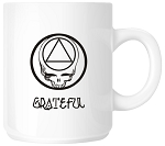 AA Grateful Stealie Coffee Mug