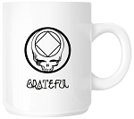 NA Grateful Stealie Coffee Mug