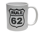 Rule 62 Coffee Cup