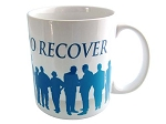 We Do Recover Coffee Mug