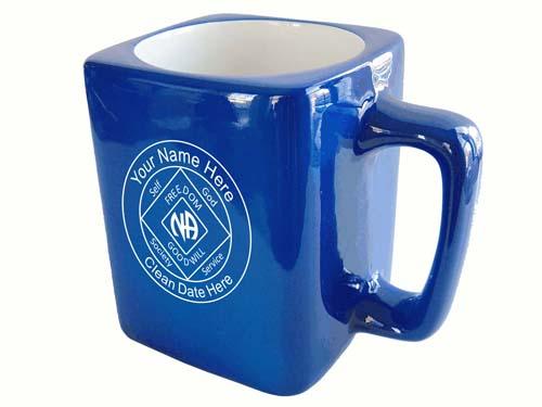 Personalized Na Coffee Mug Narcotics Anonymous Gifts