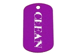 CLEAN Dog Tag - Personalized