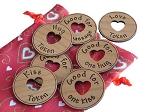 Valentine's Day Love Tokens