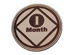 Leather NA Month Tokens