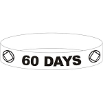 NA 60 DAY Wristband - GREEN