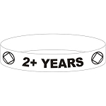 NA MULTI-YEAR Wristband - BLACK