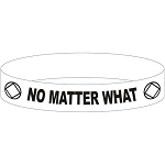 No Matter What NA Wristband