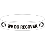 We Do Recover NA Wristband