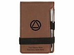 AA Circle & Triangle Notepad