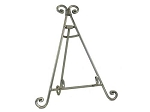 Pewter Display Easel