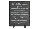 7th Step Prayer Slate Plaque