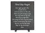 Third Step Prayer Slate Plaque