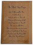 3rd Step Prayer Plaque