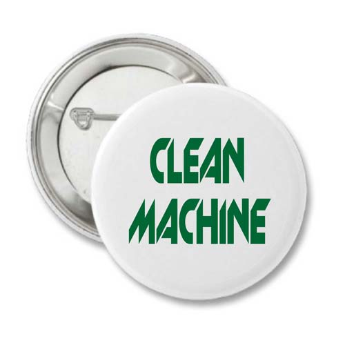 """""""Clean Machine"""" Recovery Buttons"""