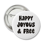 Happy, Joyous and Free - Recovery Badges