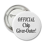 Official Chip Giver Outer - Badge