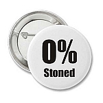 0% Stoned - Recovery Pins