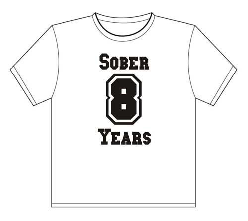 Sober Years TShirt